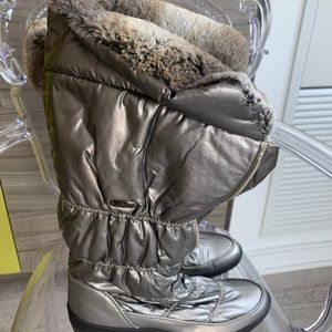 💕 Pajar Silver Winter Boots 💕